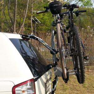 아트원 자전거 캐리어 버즈랙 파일럿 RV용 2대거치