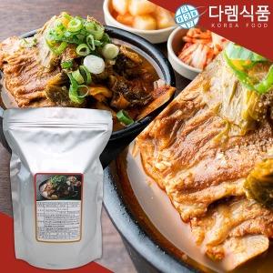 감자탕양념분말 감자탕스프 감자탕소스1Kg /1.6Kg 양념