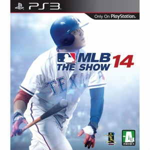 PS VITA MLB 14 더쇼 14 정발판 중고