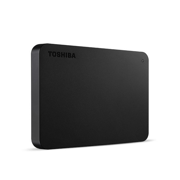 도시바 CANVIO BASICS 3 4TB 외장하드 블랙