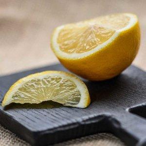 팬시 레몬 대과 120g 140과 칠레 비타민 과일