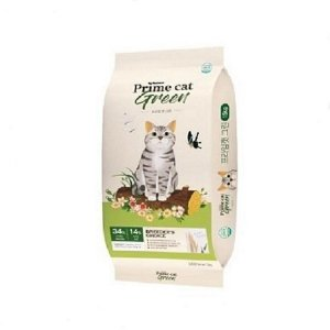 뉴트리나 프라임캣 그린15kg 고양이사료 길고양이사료