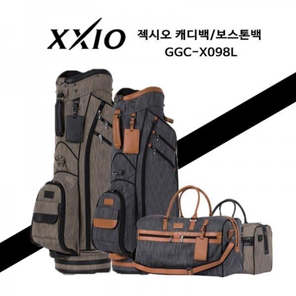 정품  젝시오GGC-X098L 캐디백보스톤백