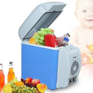 무료배송 차량용 냉온장고7.5L 온장고 화장품냉장고