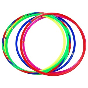 국산 어린이용 6색상 훌라후프 PH4000/PH7000