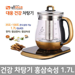 대웅 티포트 전기포트 분유포트 홍삼숙성 DWM-5594CY