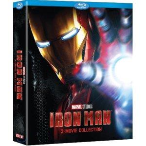 아이언맨 (1 3) 3-Movie Collection (3Disc) : 블루레이 아이언맨1   아이언맨2   아이언맨3