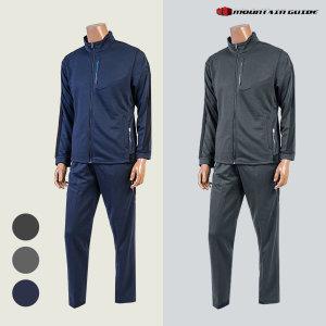 마운틴가이드 가을 등산복/단체복 작업복/츄리닝/남성 트레이닝세트 PGM-S93-11