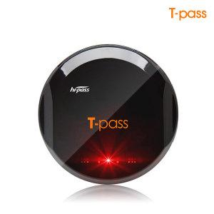 티패스 TL-720S 무선 하이패스 단말기 블랙/태양광충전