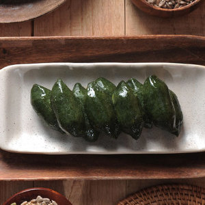 송편 미니씨앗꿀호떡20+20개(1.2kg) 영광왕모싯잎송편