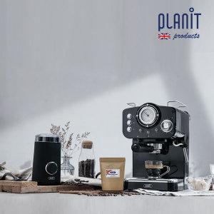 플랜잇 홈카페 3종 패키지 블랙 / 사은품 샷잔 증정