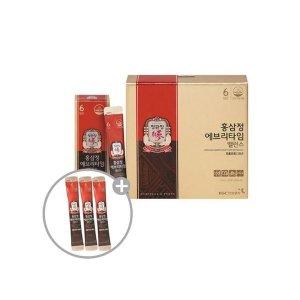 정관장 홍삼정에브리타임밸런스1박스+3포