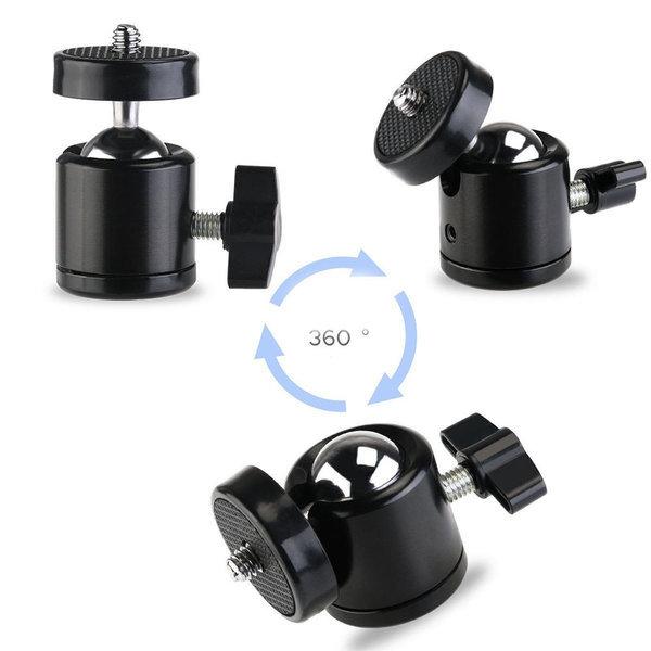 볼헤드 연결 마운트 거치대 카메라 소니 액션캠 X3000