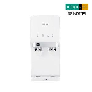 베이직 냉온정수기 렌탈 HP-830 화이트/블랙 약정 3년