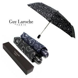 기라로쉬 3단 전자동 원형로고 우산