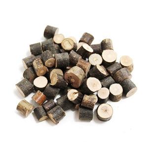 상우아트 천연나무조각 하 60개입 소포장