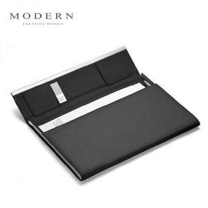 가죽 태블릿보호 및 A4 멀티포켓 서류가방 클러치백