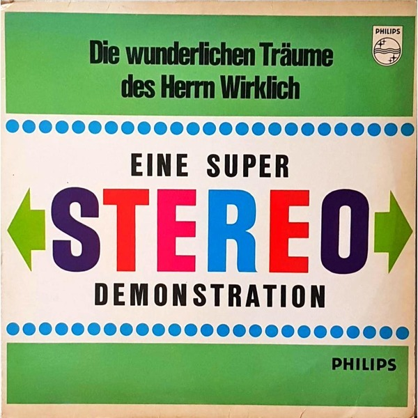 L4018- 클래식LP/ EINE SUPER STEREO DEMONSTRATION