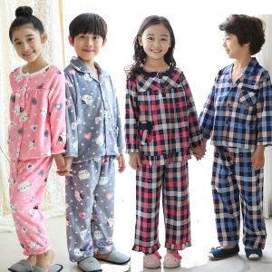 가을겨울아동잠옷/유아어린이/실내복/극세사/남아여아