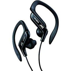 JVC HA-EB75-B 이어폰 귀에 걸고있는 방적 사양 스포