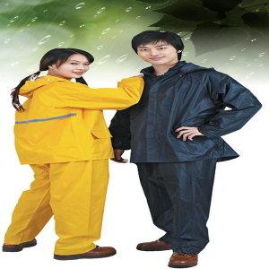 농업용우비 낚시용 배달원용 산업용 투피스 우의 비옷