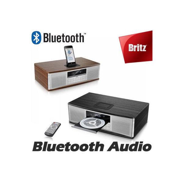 브리츠 BZ-T7600 PLUS 블루투스 스피커 CD플레이어