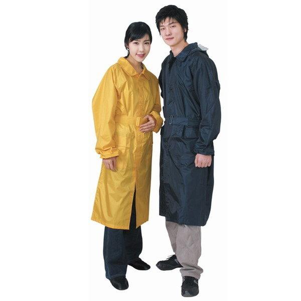 알뜰작업용우비 방수우의 레인코트비옷 원피스우비