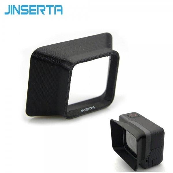168031 JINSERT Go Pro 6 3D Printed Sun Hood Cover