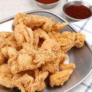 크런치 닭코트 300g / 닭껍질튀김 치킨 안주 야식