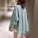 대박난박양 트와인 데님 셔츠자켓/여성의류/데일리룩