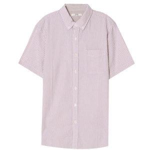 남성 시어 서커 반팔 셔츠 MSY2WC1912
