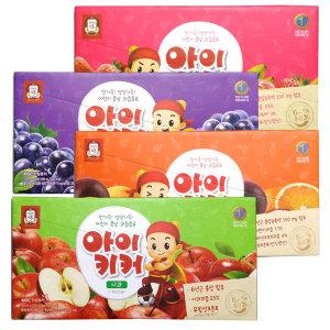 정관장 아이키커 100mlx10팩/4가지맛.홍삼음료