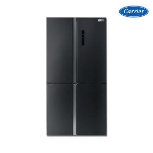 양문형냉장고 렌탈 클라윈드 프리미어 566L 4도어 블랙