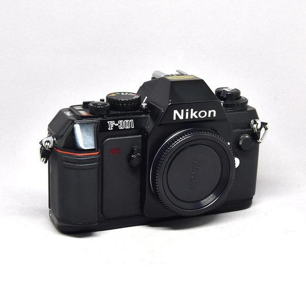 (중고) Nikon F301