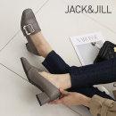 잭앤질 5cm 반짝보석 버클 펌프스(JC9504)