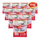 하림 IFF 닭가슴살 1kg 10봉