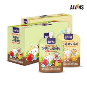 (백화점SAY)어린이 사과매실 배도라지 주스 1