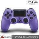 PS4 소니 듀얼쇼크4 무선컨트롤러 일렉트릭 퍼플 / NEW