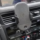 OMT 자동센서 차량용 15W고속 무선충전거치대 OWC-QI