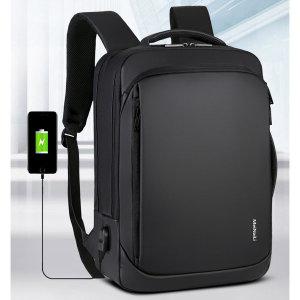 P19 남자 여행용 노트북 백팩 책가방 학생가방 대학생