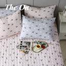 카츄플라워 미끄럼방지형 침대패드 퀸(Q)/카페트/러그