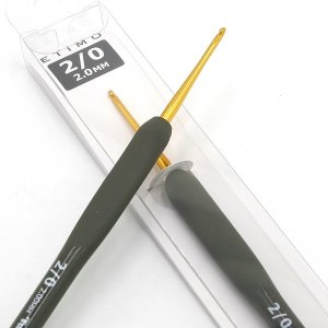 튤립 T15-200 코바늘(모사용) -에티모 (2/0호)-2.0 mm