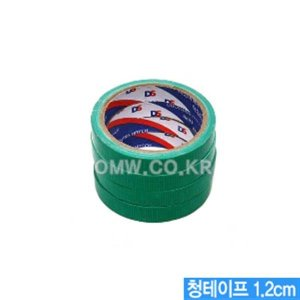 프리미엄오피스청테이프1.2cm 1박스 200개입 (26)6-4