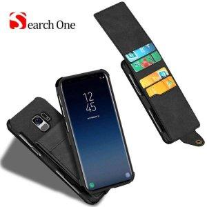 갤럭시노트9 N960 인팩트 포켓 케이스/지갑 범퍼형-써치원