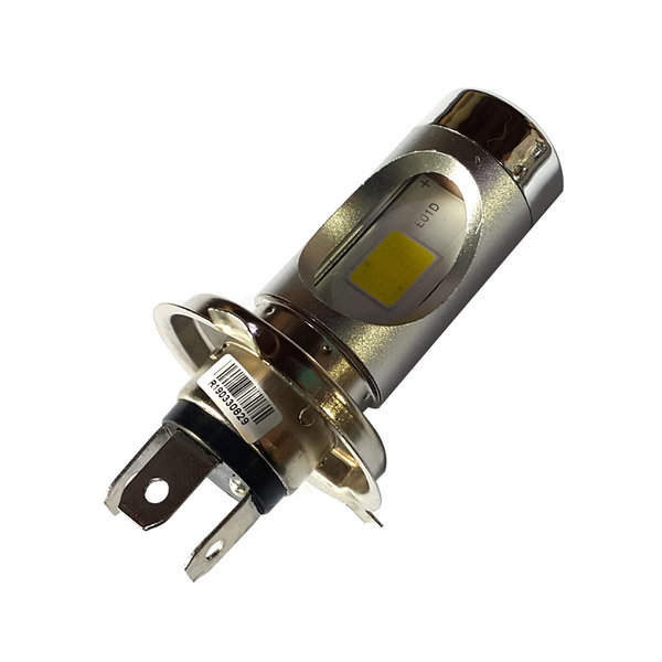 오토바이 LED라이트전구/전조등전구 H4타입 간편교체