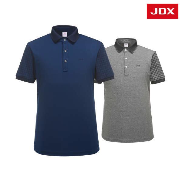 (현대Hmall) JDX  남성 하운드투스 요꼬 반팔티셔츠 2종 택 1 (X2PFTSM01)
