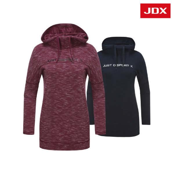 (현대Hmall) JDX  여성 가을 후드 티셔츠 2종 택 1 (X3PFTLW54)