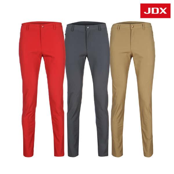 (현대Hmall) JDX  남성 원포인트 스트레치 팬츠 3종 택1 (X3MFPBM01)