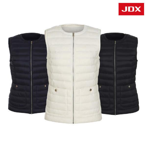 (현대Hmall) JDX  여성 초경량 내피 베스트 3종 택 1 (X2PFWVW91)