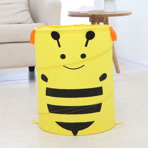 차량용 차량 자동차 차 쓰레기통 휴지통 수납함 꿀벌